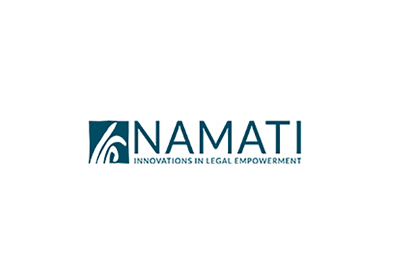 Namati Cofounders Named Schwab Foundation Social Entrepreneurs of the Year