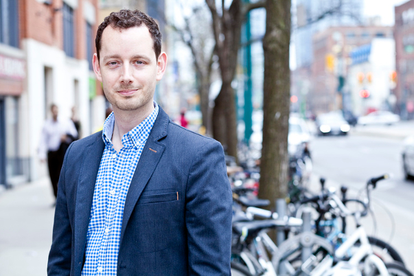 Ryan Merkley and Creative Commons: Providing Legal Infrastructure for Creative Sharing
