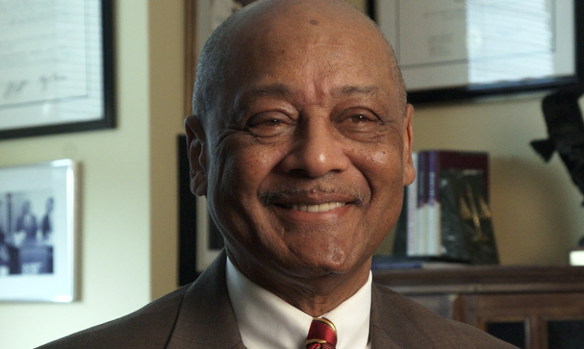 Robert Woodson and the Center for Neighborhood Enterprise: Supporting and Representing Low-Income Communities
